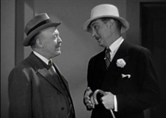 Guy Kibbee and Paul Lukas