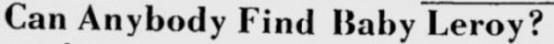 Palm Beach Daily headline, January 1965.