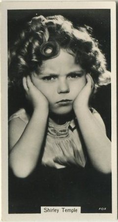 Shirley Temple 1937 John Sinclair Film Stars