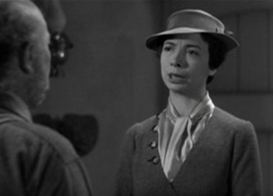 Sara Haden in Captain January