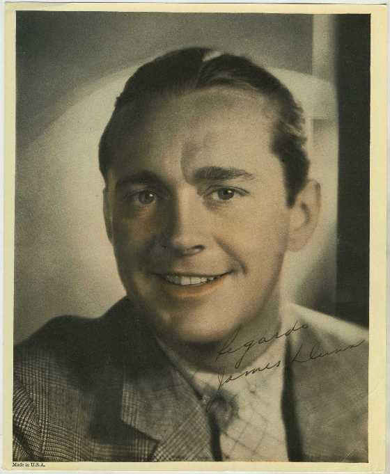 James Dunn circa 1935 Premium Photo
