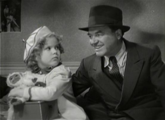 Shirley Temple and John Wray