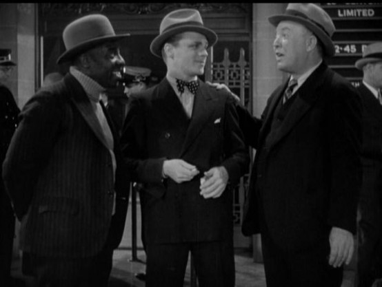 Clarence Muse James Cagney Guy Kibbee