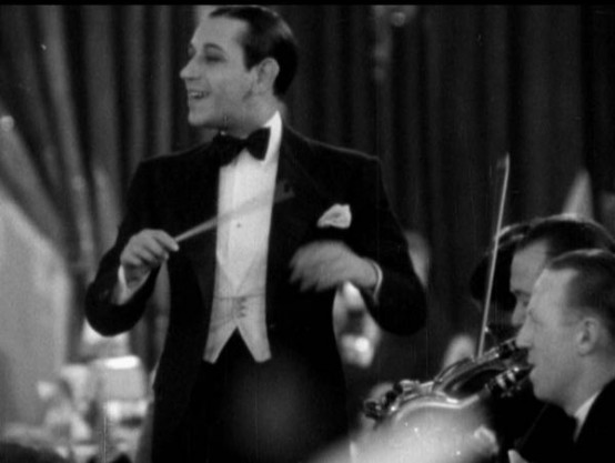 George Raft in Queen of the Night Clubs clip inserted into Winner Take All