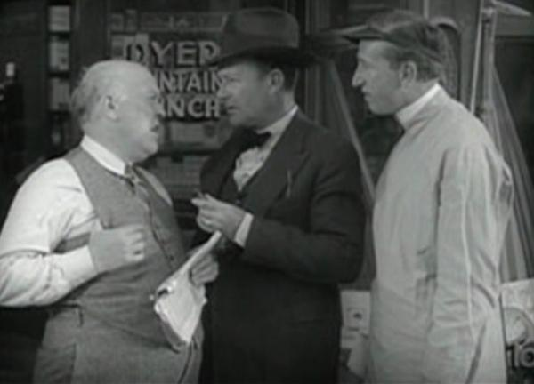 Guy Kibbee Willard Robertson and Olin Howland