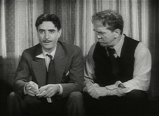 John Gilbert and Louis Wolheim
