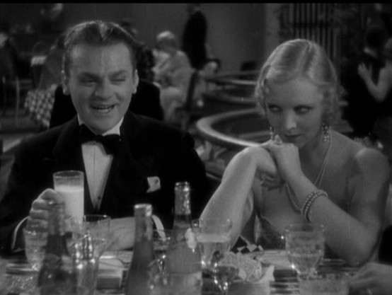 James Cagney and Virginia Bruce