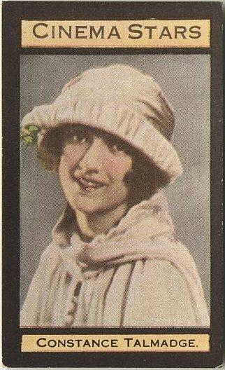 Constance Talmadge 1924 Teofani Cinema Stars