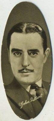 John Gilbert 1934 Carreras Film Stars