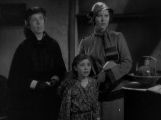 Eily Malyon, Edith Fellows, Erin O'Brien-Moore