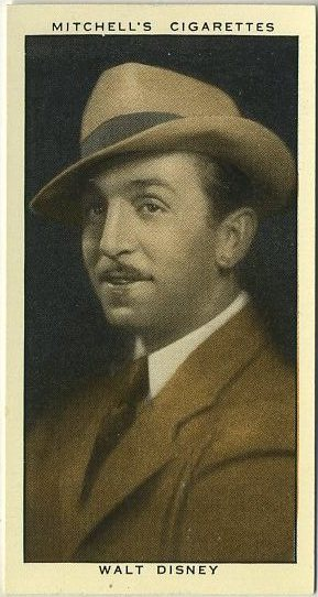 Walt Disney A Gallery of 1935 Stephen Mitchell card