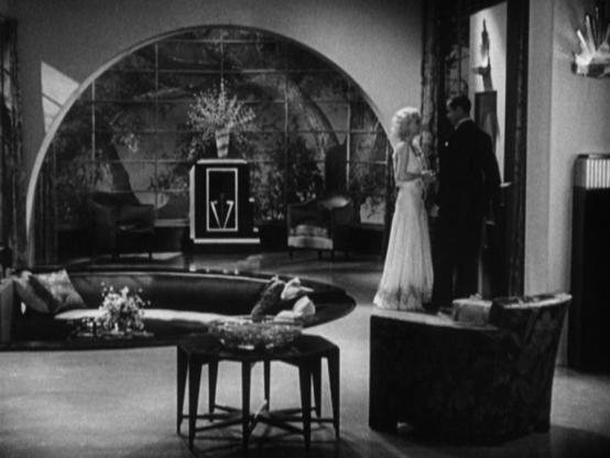 Robert Montgomery and Joan Crawford