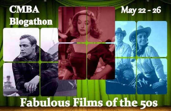 CMBA Fabulous Films of the 50s Blogathon
