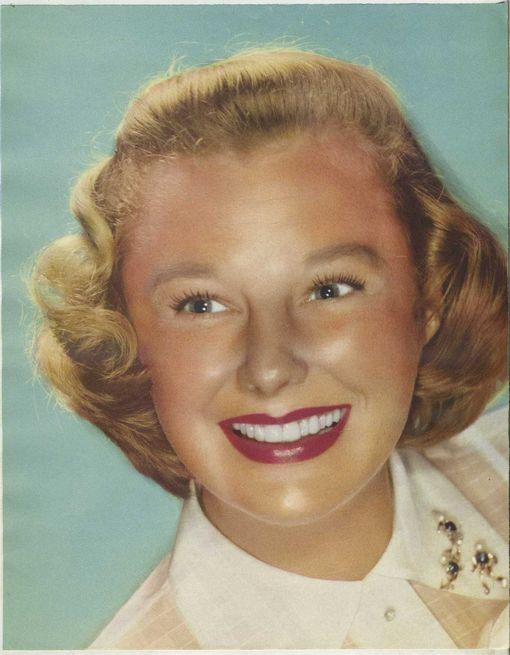 June Allyson 1955 Skye Publications Premium Photo