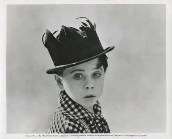 Young Mickey Rooney as Mickey McGuire