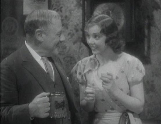 Edmund Gwenn and Jessie Matthews
