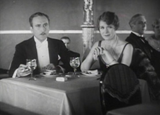 John Halliday and Elsie Ferguson