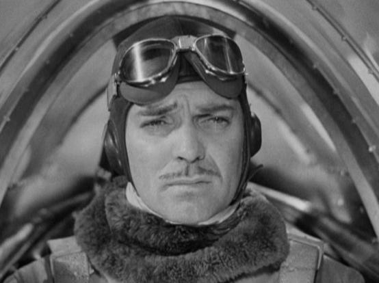 Clark Gable in Test Pilot
