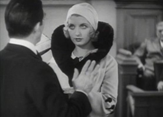 Jean Bary in Scarlet Pages