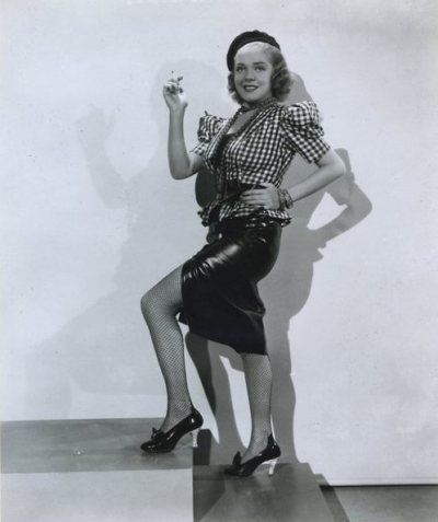 Alice Faye in Rose of Washington Square