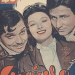 Test Pilot (1938) Starring Clark Gable, Myrna Loy and Spencer Tracy