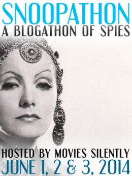 The Snoopathon a Blogathon of Spies