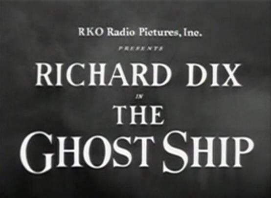 The Ghost Ship 1943