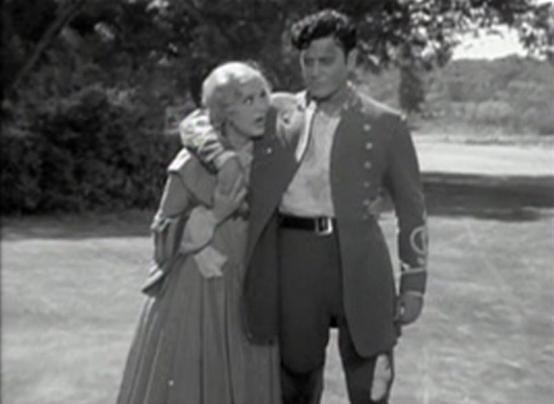 Shirley Grey and Richard Dix