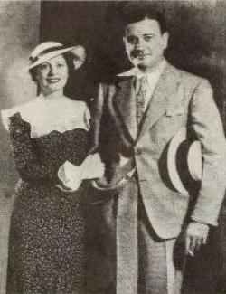 Richard Dix and wife Silver Screen September 1934 page 4