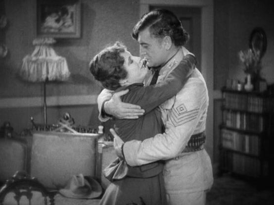 Irene Dunne and Richard Dix