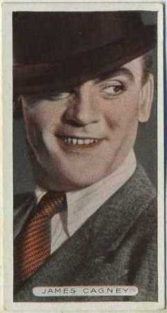 James Cagney 1934 Ardath Famous Film Stars