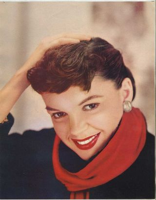 Judy Garland 1955 Skye Publications Premium Photo