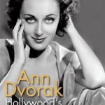 Ann Dvorak by Christina Rice