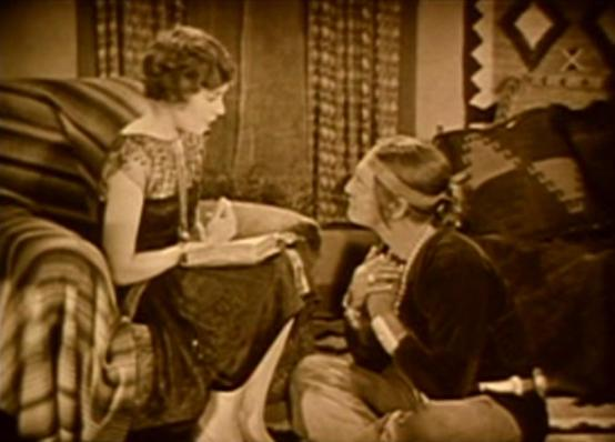 Lois Wilson and Richard Dix