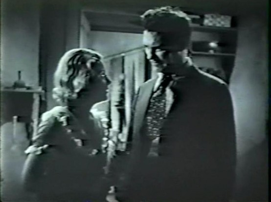 Helen Chandler and Walter Huston