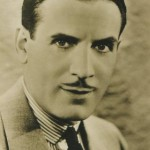 Paul Cavanagh 1930s Film Weekly Postcard