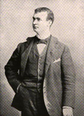 William Morris father of Chester Morris