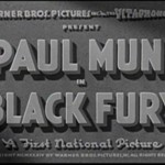 Black Fury 1935 Paul Muni