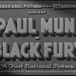 Black Fury 1935 Paul Muni