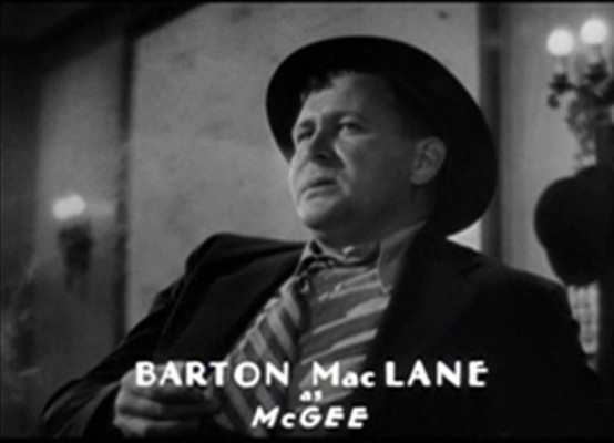 Barton MacLane in Black Fury