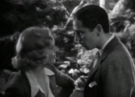 Carole Lombard with Roger Pryor