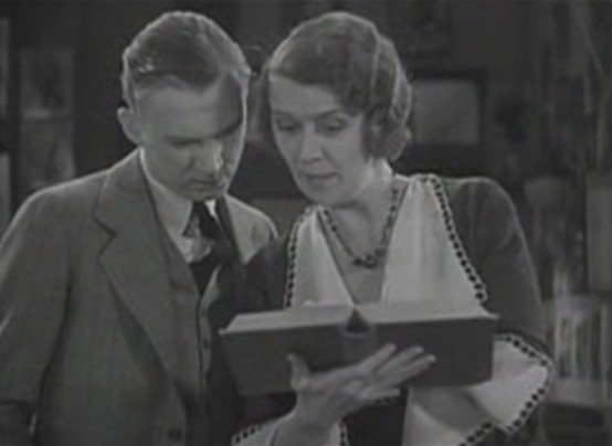 Lee Tracy and Ruth Donnelly