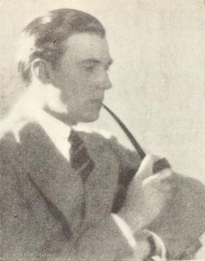 Walter Pidgeon 1926 photo by Mebourne Spurr