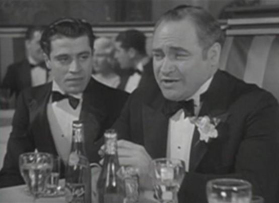 Jack La Rue and Edwin Maxwell