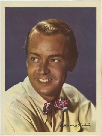 Alan Ladd 1946 Motion Picture Premium Photo