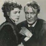 Lauren Bacall and Gary Cooper in Bright Leaf still photo