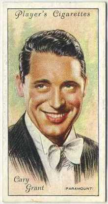 Cary Grant 1934 Player Film Stars Series 2