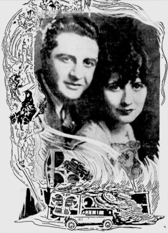 Ben Erway and Gladys George