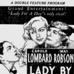 Lady by Choice 1934 newspaper ad