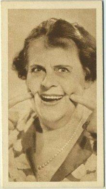 Marie Dressler 1933 Sarony Cinema Stars